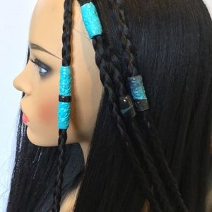 Hair Bead Jewelry, Hair Jewelry, Dreadlock Beads,